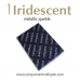 Iridescent Gold Dust B1-700x1000mm 350gsm Paper